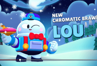 Brawl Karakterleri: Lou Karakteri Tüm Özellikler