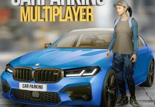 Car Parking Multiplayer Sınırsız Para MOD APK 4.8.4.2 İndir