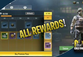 Call of Duty: Mobile Season 1 Battle Pass Ödülü