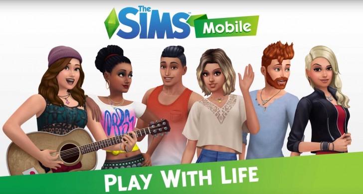 Sims Mobile Apk İndir