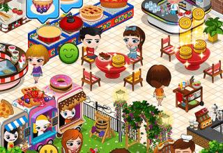 Cafeland Restoran Oyunu MOD APK 2.1.86 İndir