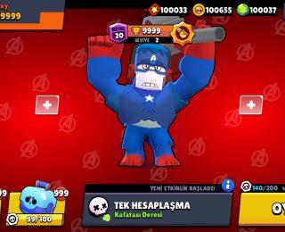 Nulls Brawl Stars Avengers Mod Apk İndir 2021