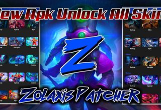 Zolaxis Patcher Mod Apk Android İndir