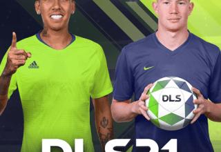 Dream League Soccer 2021 8.20 Mod Apk indir