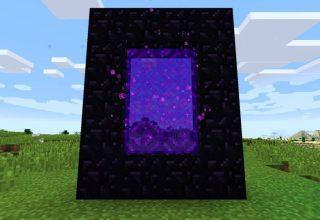 Minecraft portal nasıl yapılır [Resimli Anlatım]