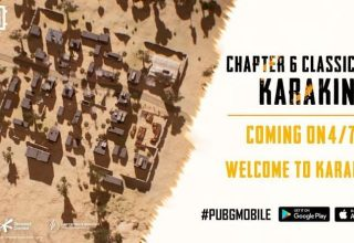Pubg Mobile Karakin Harita Güncellemesi İndir
