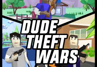 Dude Theft Auto Mod Apk 0.9.0.3 İndir