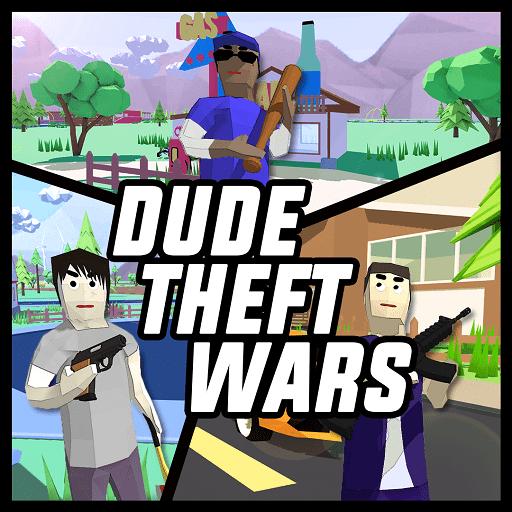 Dude Theft Auto Apk İndir