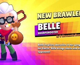 Brawl Stars Yeni Brawler Belle İpuçları