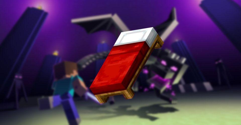 Minecraft Ender Ejderhası
