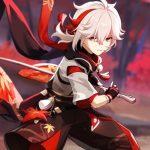 Genshin Impact Kazuha Karakter Detayları