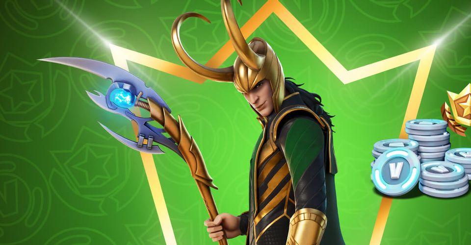 Fortnite Loki Crew