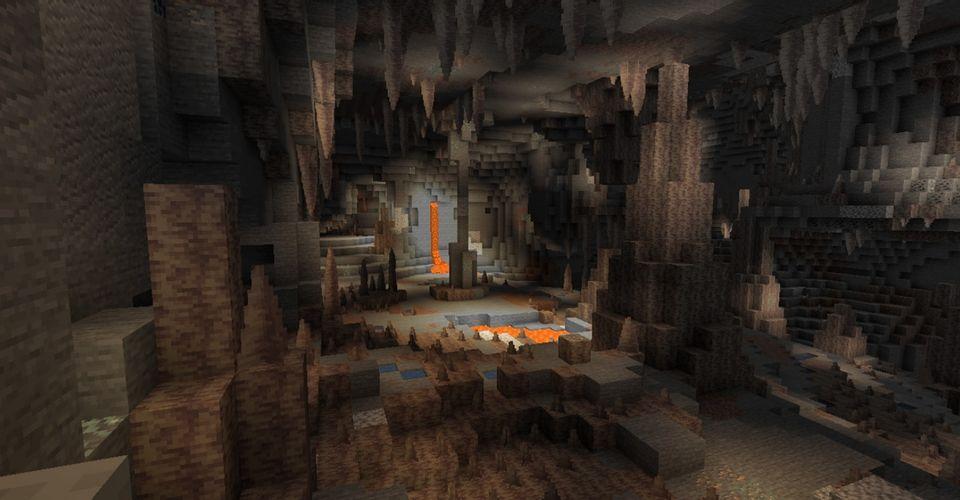 Minecraft: Sivri Damla Taşı