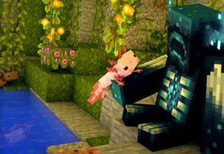 Minecraft: Axolotl Nasıl Yetiştirilir ve Beslenir