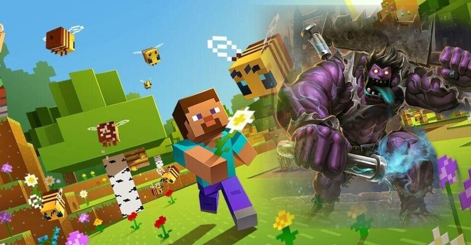 Minecraft Dr. Mundo