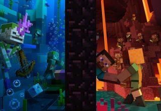 Minecraft Oyuncusu Modsuz Çalışan Portal Oluşturdu
