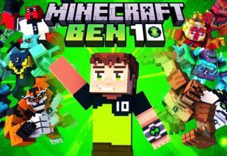 Minecraft Ben 10 DLC Güncellemesi
