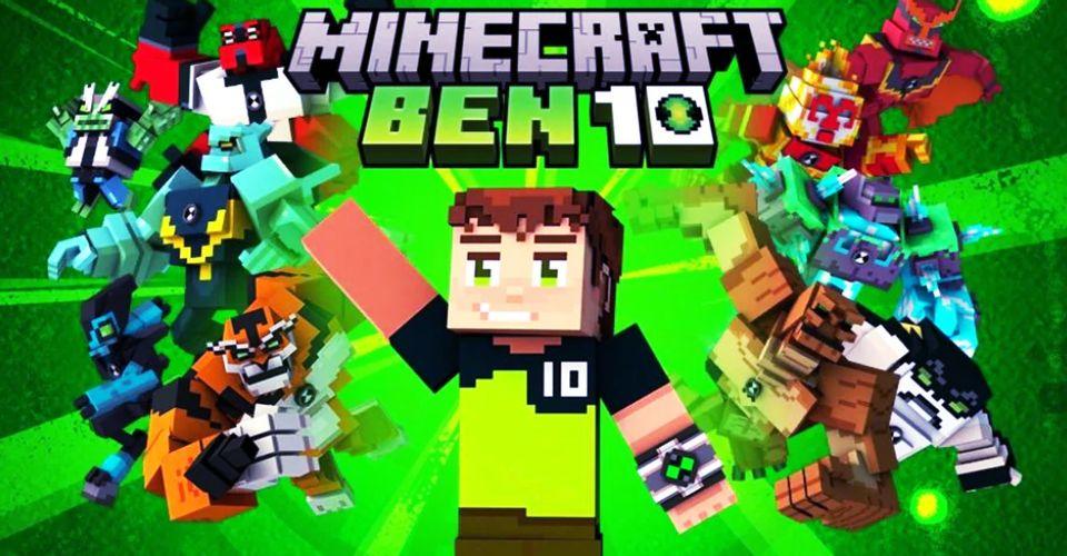 Minecraft Ben 10 DLC