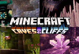 Minecraft's Caves ve Cliffs güncellemesinin ilk bölümü 8 Haziran'da geliyor