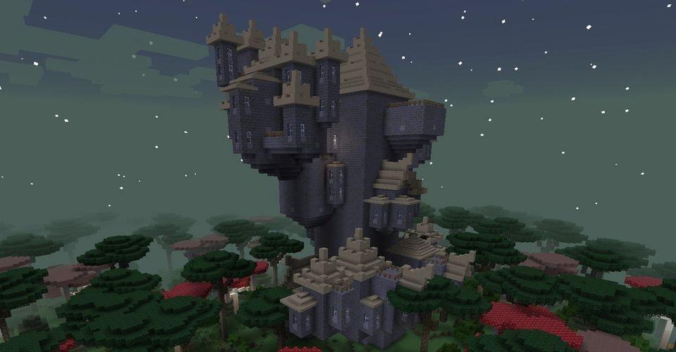 Minecraft: Alacakaranlık Orman Modu