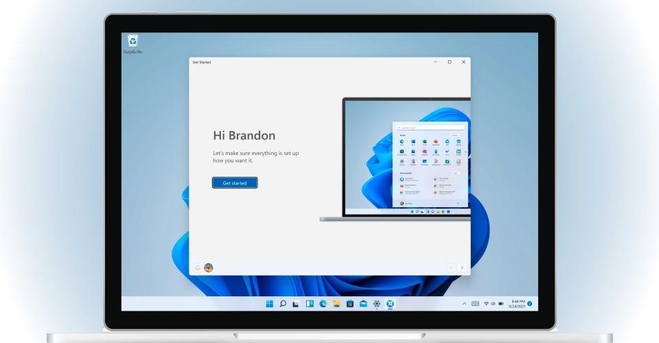 Windows 11 Insider Önizleme