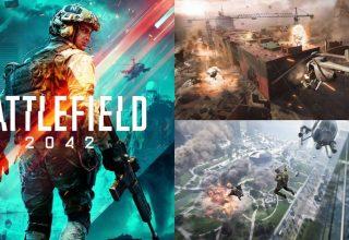Battlefield 2042 Resmi Tanıtım Fragmanı