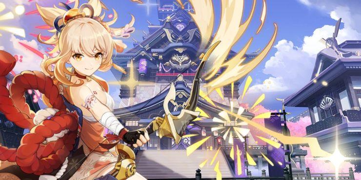 Genshin Impact güncelleme