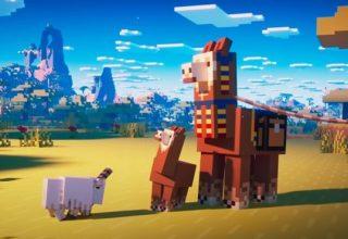 Minecraft Caves & Cliffs Güncelleme 1.17.1 Part 2