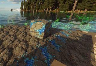 Modlar ve RTX 3090 Minecraft'ı Değiştirdi
