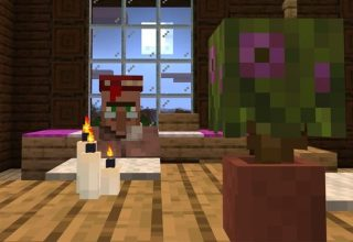 Minecraft Güncellemesi Caves & Cliffs Part 2 Özellikler ve Mumlar