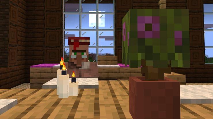 Minecraft Mumlar