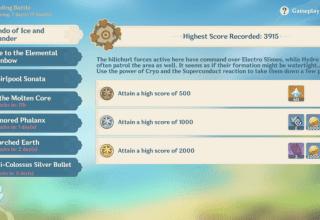 Genshin Impact: Never-Ending Battle Nasıl Oynanır?