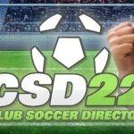 Club Soccer Director 2022 Sınırsız Para Mod APK 1.2.6 İndir