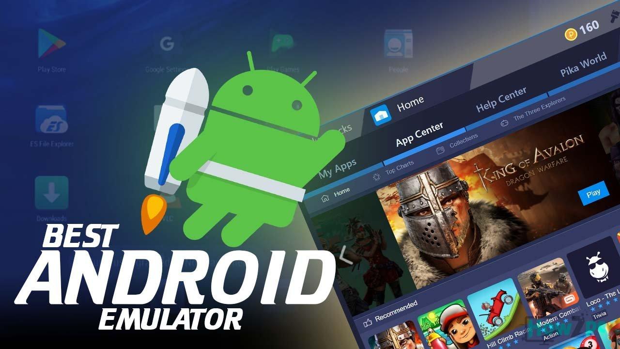 2021 en iyi Android Emülatörleri