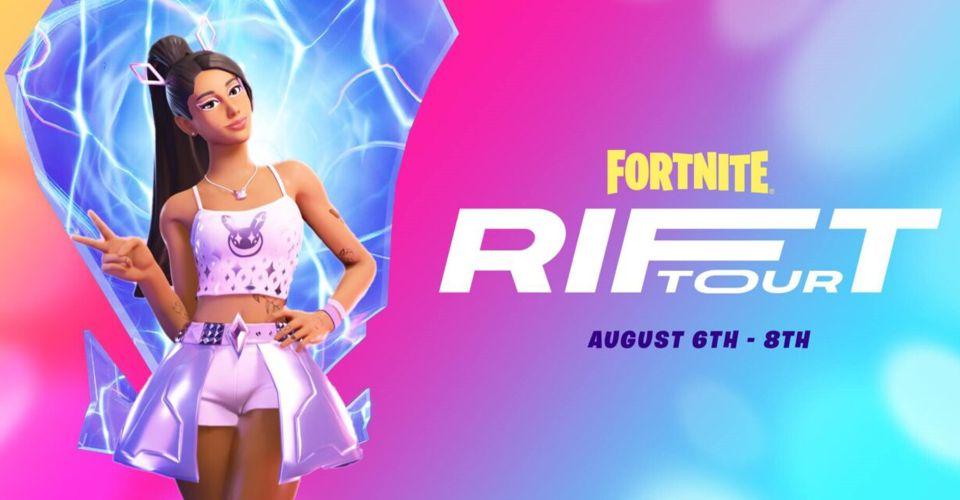 Fortnite Ariana Grande