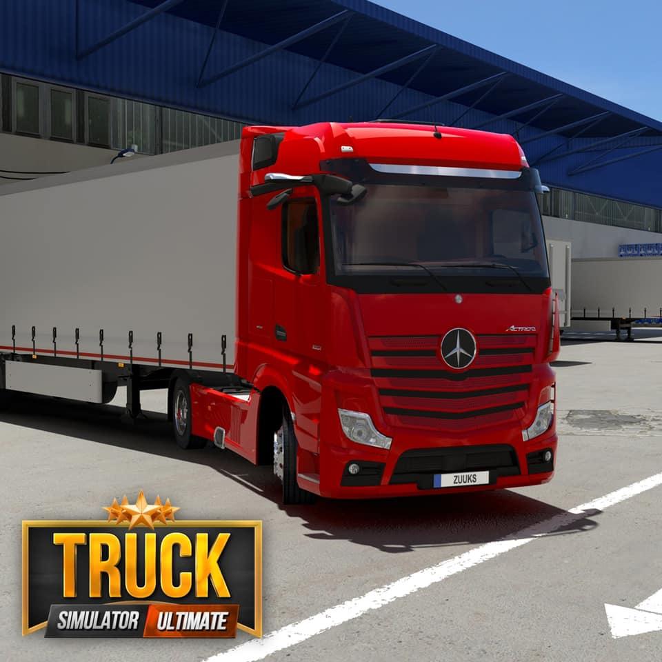 Truck Simulator Ultimate Apk