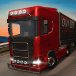 Euro Truck Driver 2018 Sınırsız Para MOD APK v3.5 İndir